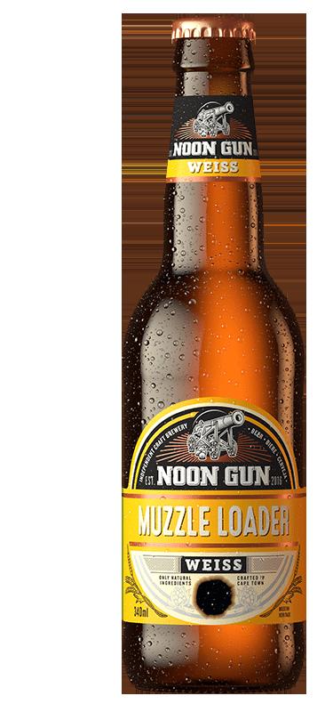 Noon Gun Brewery Muzzle Loader Weiss